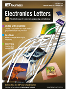 IET Electronic Letter